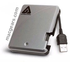 Apricon Aegis USB Mini Hard Drive