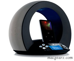 JBL On Time iPod Dock & Time Machine