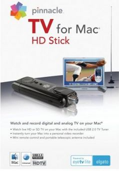 Pinnacle TV For Mac HD Stick